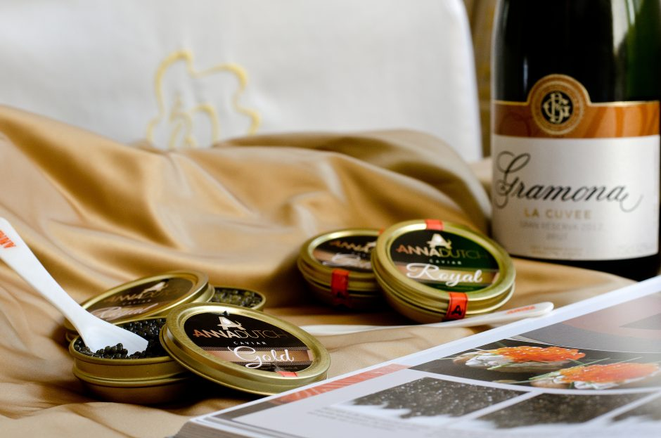 Kaviaar: tsaar van de culinaire keuken   golf & lifestyle